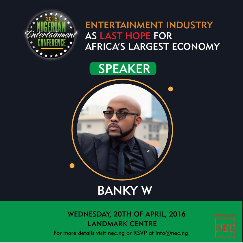 D'Banj, Banky W, Julius Agwu, Praiz, Falz, Simi, Kaffy, Lil Kesh, Timi Dakolo, Adekunle Gold To Join Other Music Stars At #NECLive4