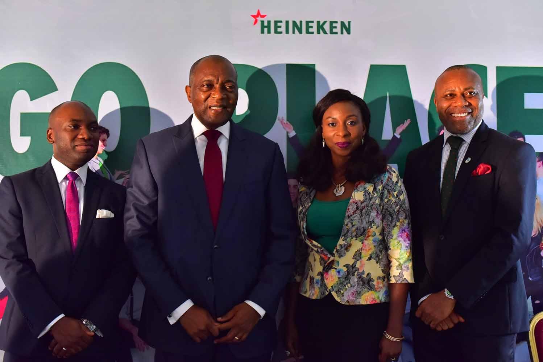 "Nigerian Breweries Launches ""Go Places"", A Unique Global Talent Campaign"